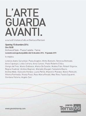 Premio Terna, Regina Huebner, journey