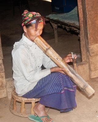 Hmong Villager, Laos