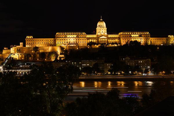 Buda Castle Hil