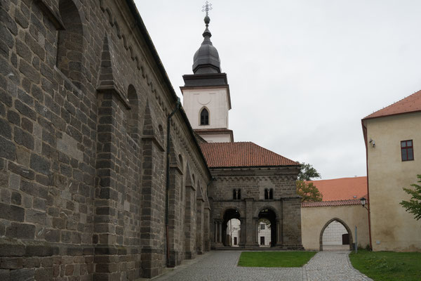 St Procopius Basilica, Trebic