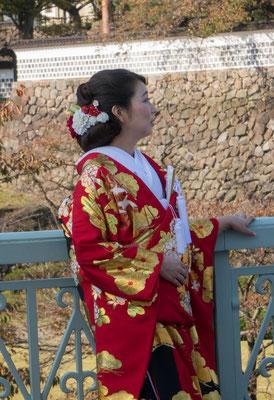 Kanazawa Castle entrance