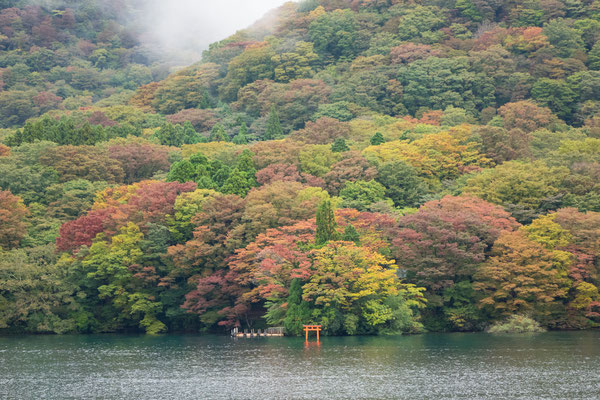 Lake Ashi, Hokone