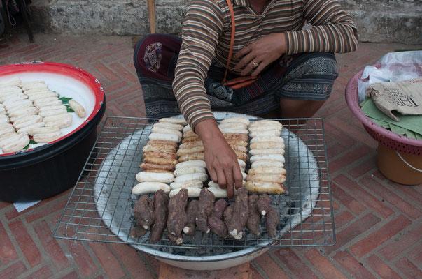Street Food, Luang Prabang, Laos
