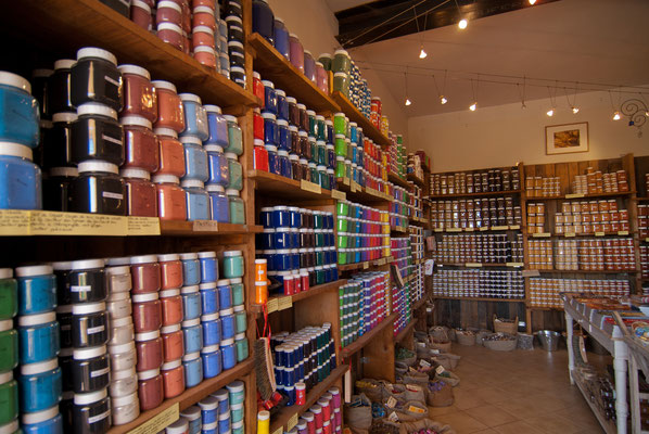 Pigments Roussillon