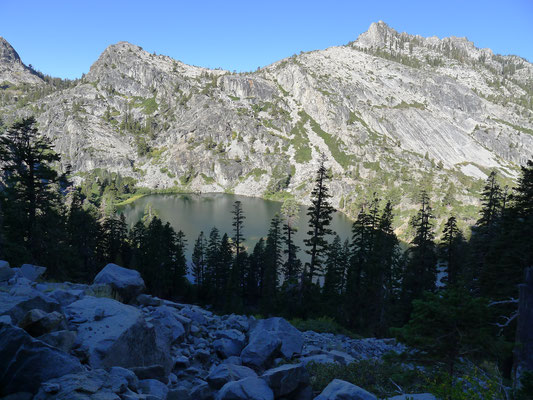 Eagle Lake, Desolation Wilderness Area
