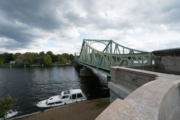 Glienicke Bridge (from Bridge of Spies)
