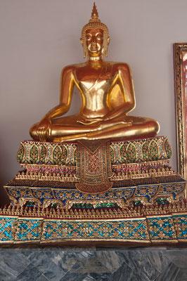 Golden Buddha, Bangkok, Thailand