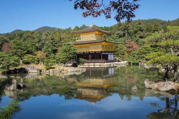 Golden Pavilion (Kinkakuji Temple), Kyoto