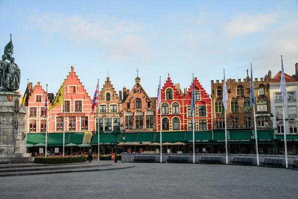 Town Square Bruges