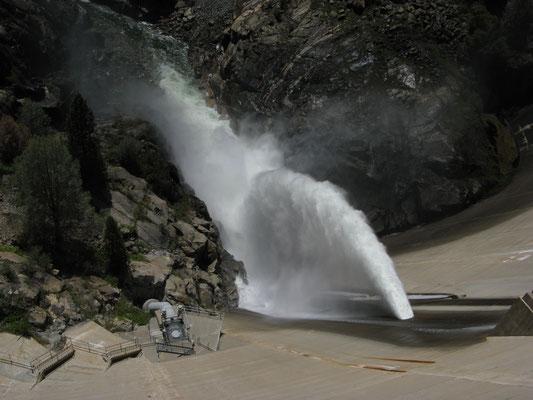 O'Shaughnessy Dam, Hetch Hetchy Reservoir