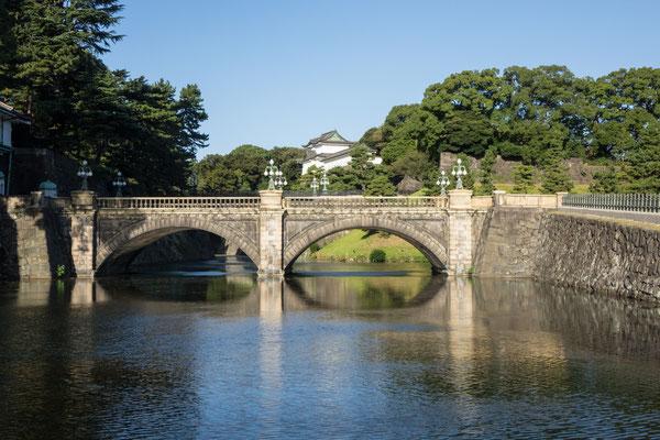 Nijubashi Bridge (Double Bridge), Tokyo