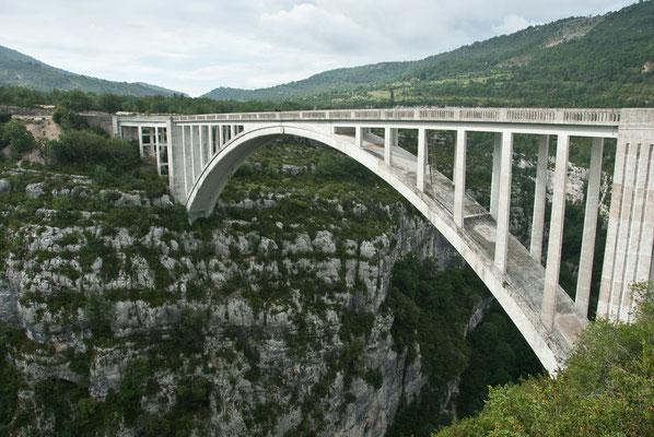 Bridge over Gorges du Verdon