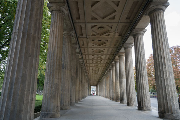 Colonnade Courtyard, Berlin