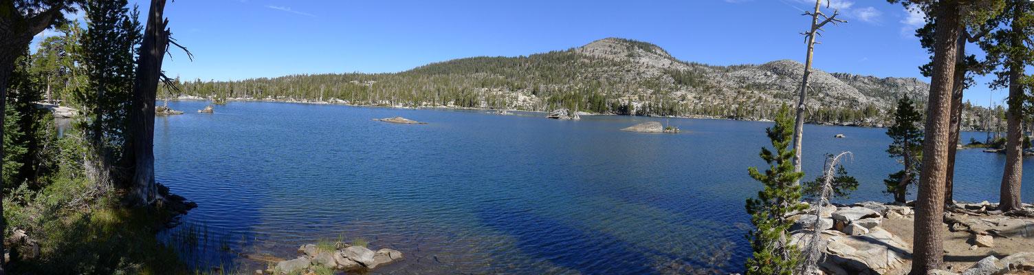 Middle Velma Lake, Desolation Wilderness Area