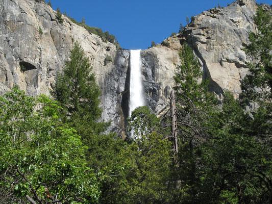 Bridalveil Falls, Yosemite