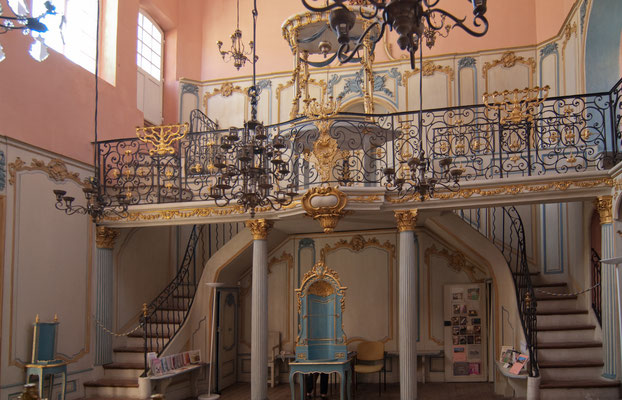 Synagogue in Cavaillon