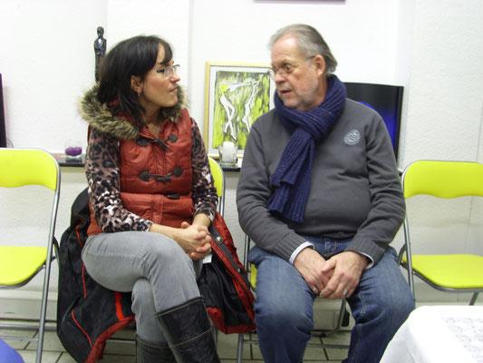 Ina Tomec - Autorin & Michael Starcke - Autor