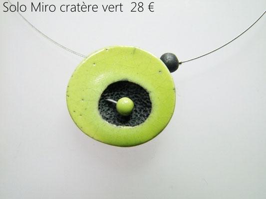 acceder à la fiche produit de ce collier contemporain de l'atelier simplement terre