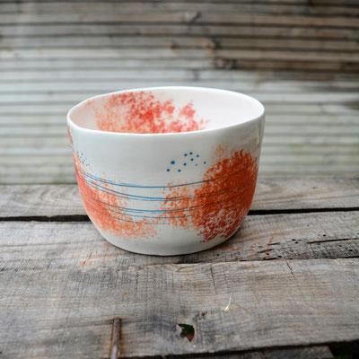 bol ceramique  cecile Grasset