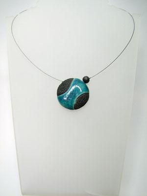 Collier artisanal de l'atelier simplement terre