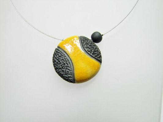 acheter ce collier solo pont jaune