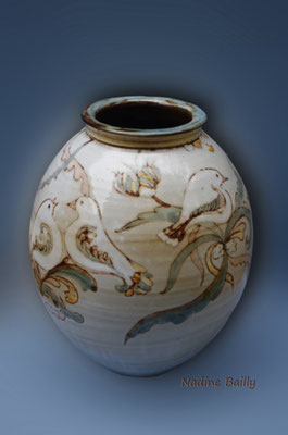 vase ceramique la machotte