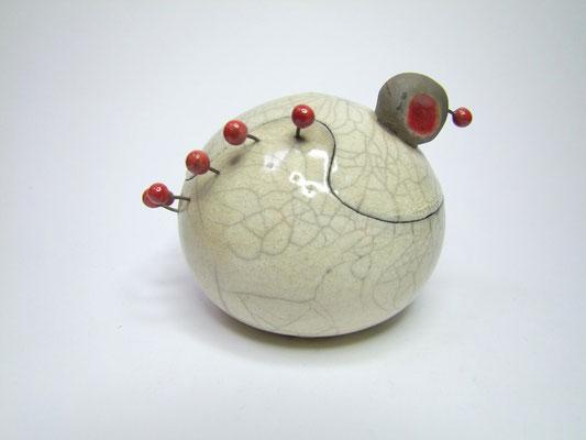 boite céramique raku