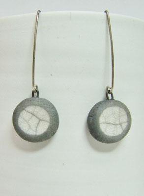 """boucles d'oreilles de l'atelier """"Simplement Terre"""""""