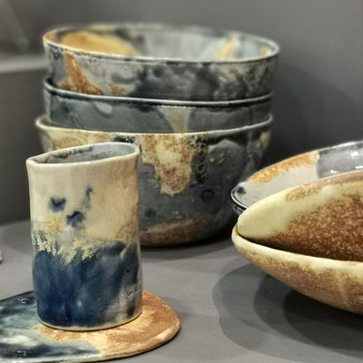 vaiselle ceramique elisabeth guerry