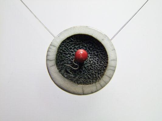 collier céramique raku