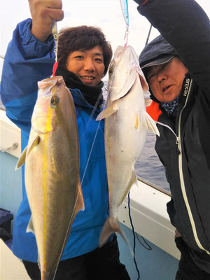 12月16日 江口さんチーム
