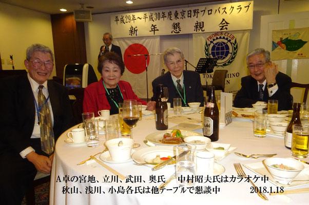宮地 立川全日本副会長 武田八王子会長 奥副会長