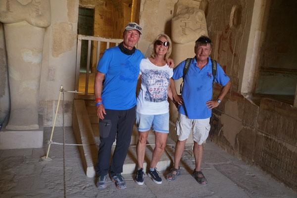 Wolfgang, Carmen & ich