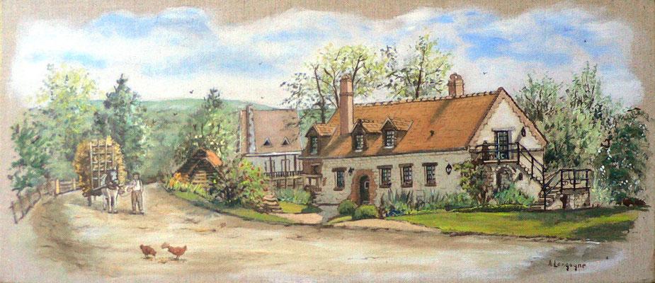 Moulin à Recques-sur-Course ( vendu)