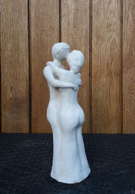 Amour intense - en terre blanche