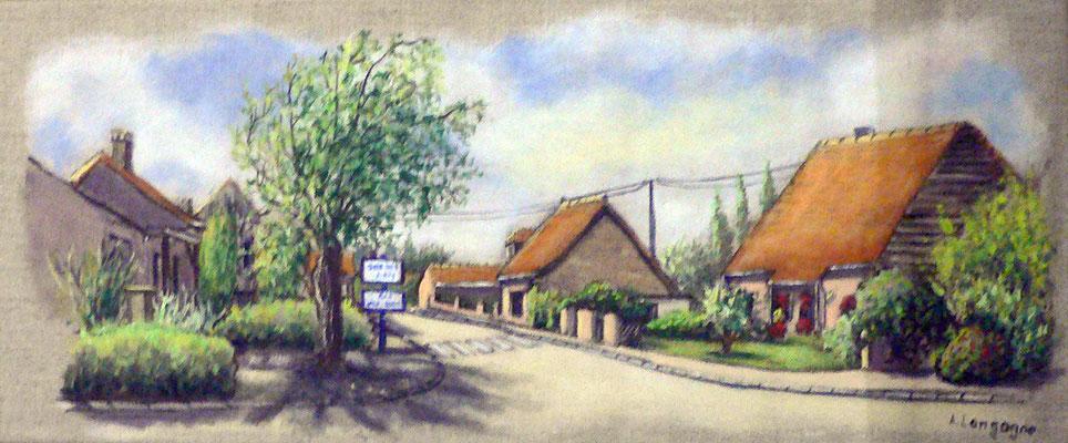 La cité des Arts, rue Van Gogh (vendu)