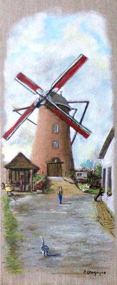 Le moulin de Steenmeulen à Steenvoorde (vendu)