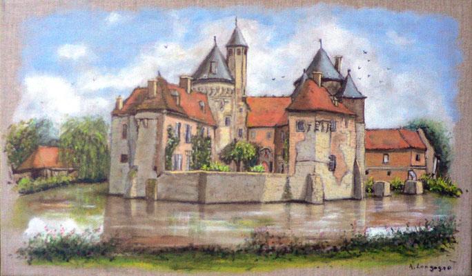 Le Château d'Olhain (vendu)