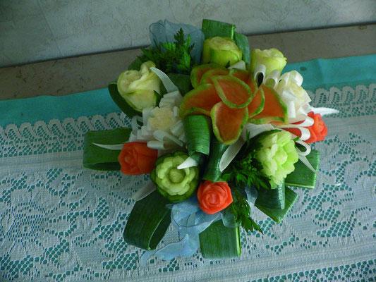 Bouquet pour l'ouverture de la saison culturelle 2011 - 40 €
