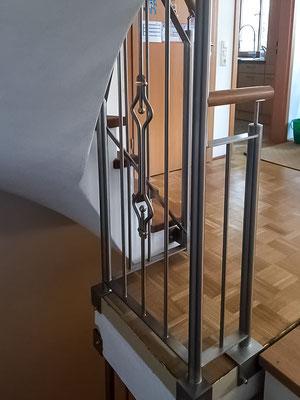 Individuelle Treppe Traunstein