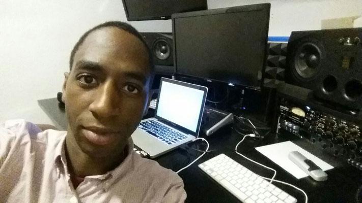 Albert N'sanda, Delyxe Music