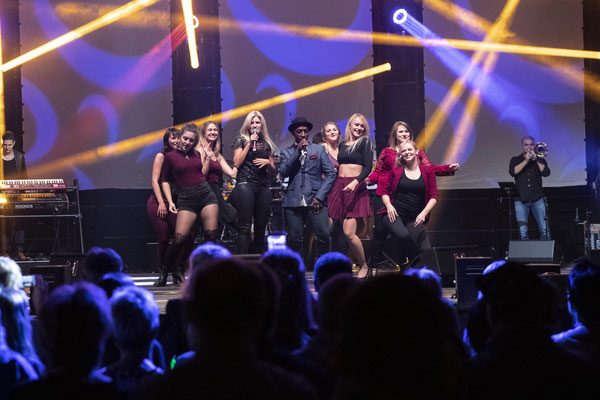 Albert N'sanda, New Chapter Showband, Traumhits Erfurt