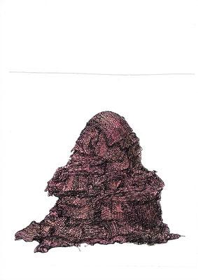 "Illustration Diplomprojekt ""Doppelte Buchhaltung"", 2011"