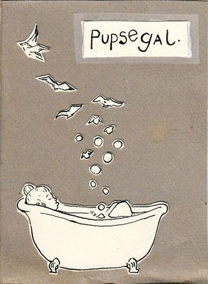 """Pupsegal"", Edition 2014, KENDIKE"