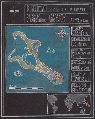"""Zeichenvorlagen für den Workshop """"Inseln Versenken"""" von Martin Zepter, in Kooperation mit Bildungs Cent e.V."""
