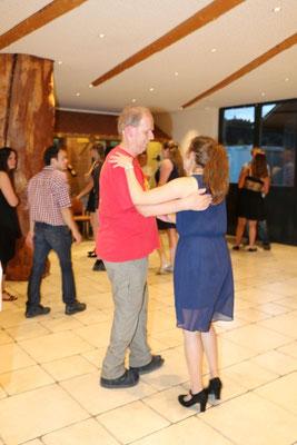 Da war auch noch der Tanzkurs mit der Tanzschule Häcki.