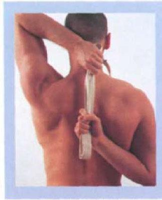 Простой вариант сцепления рук
