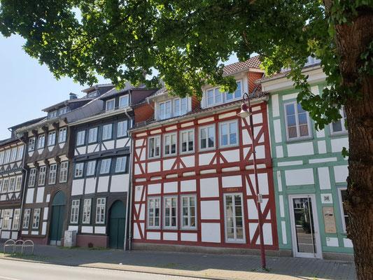 Fachwerk in Bad Gandersheim