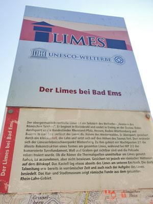 Bad Ems, auch die Römer waren bereits hier