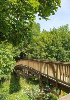 Brücke über die Innerste
